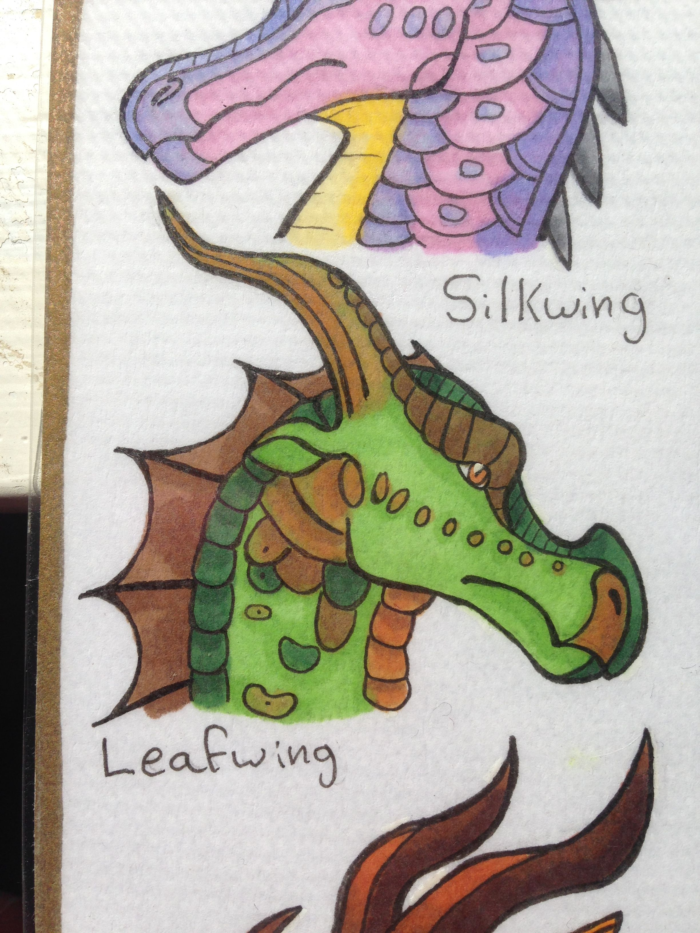 A Leafwing Too Huh Wings Of Fire Dragons Wings Of Fire Fire Drawing Where has this been all my life?! wings of fire dragons wings of fire