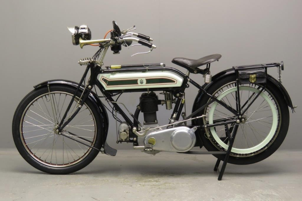 Triumph 1920 Model H 550cc 1 Cyl Sv 2711 Yesterdays Triumph Motorcycles Retro Motorcycle Bicycle Painting