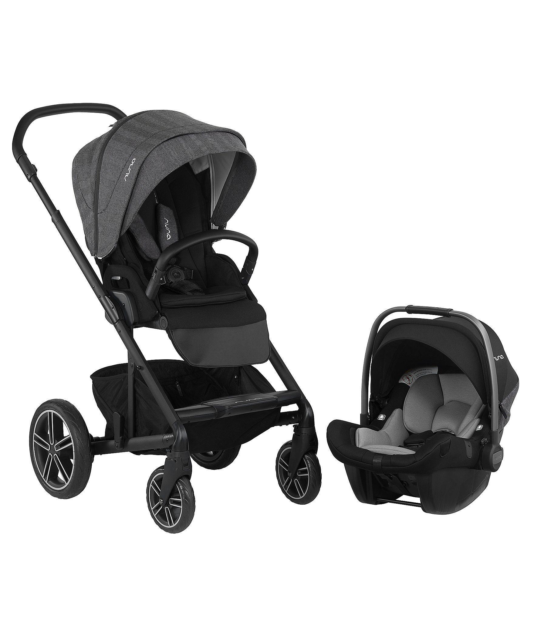 Nuna 2019 MIXX™ Stroller PIPA™ Lite LX Infant Car Seat Set