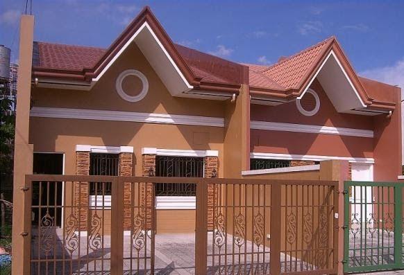 Pinturas para fachadas de casas simple with pinturas para for Colores para exteriores