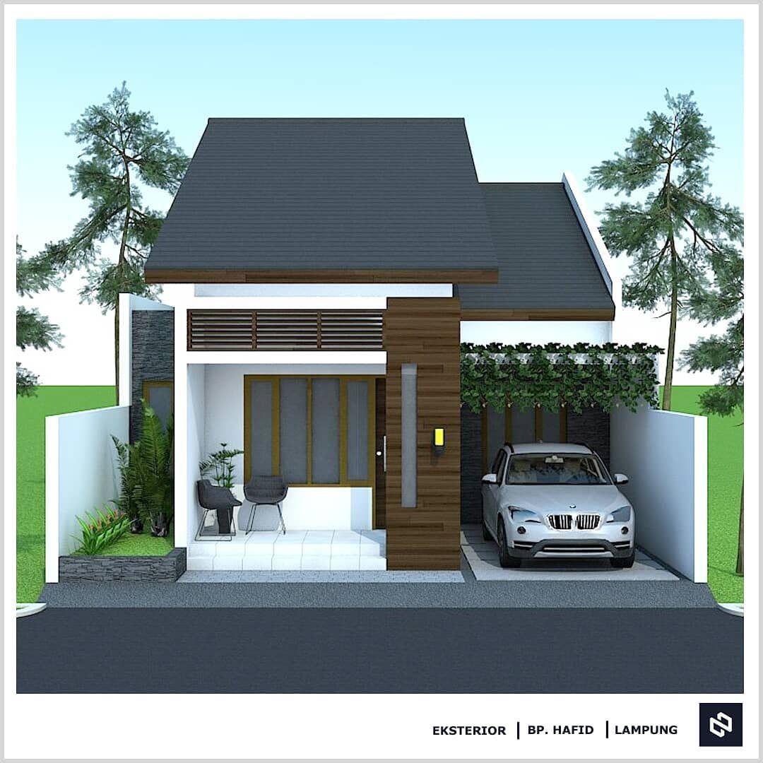 Noman Design Di Instagram Jasa Desain Rumah Harga Mulai Rp 250 Ribu Desain Bp Hafid 1 Lantai Lampung Luas Lahan 8 Rumah Desain Rumah Rumah Indah