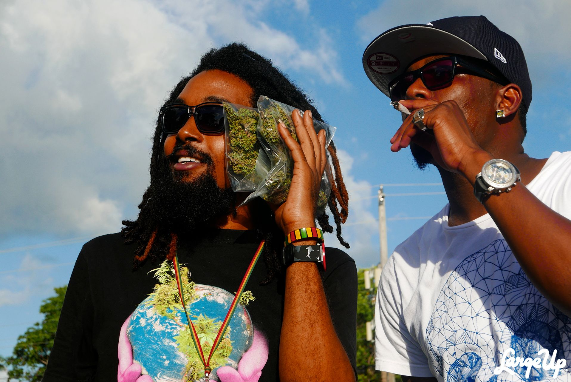 Jamaica Cannabis Cup Behind The Scenes At Jamaicas First Fully