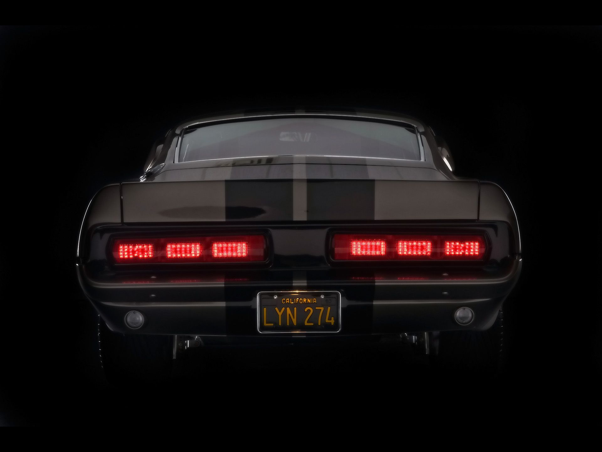 1967 Mustang Fastback Gone In 60 Seconds Eleanor Rear Lights Mustang Fastback Ford Mustang Shelby Cobra Ford Mustang