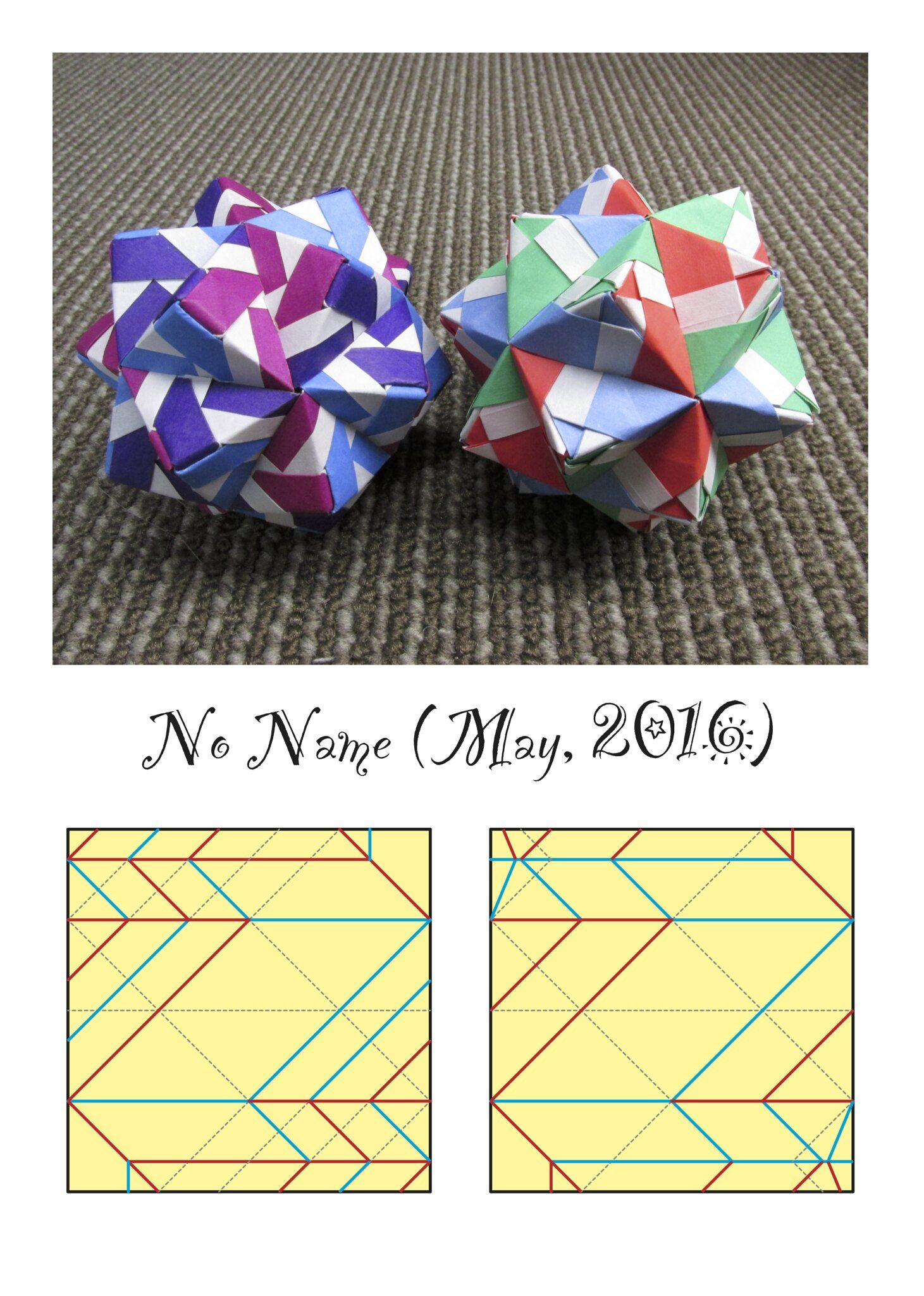 Origami Valley and Mountain Folds - How to make Origami Valley and ... | 2048x1461