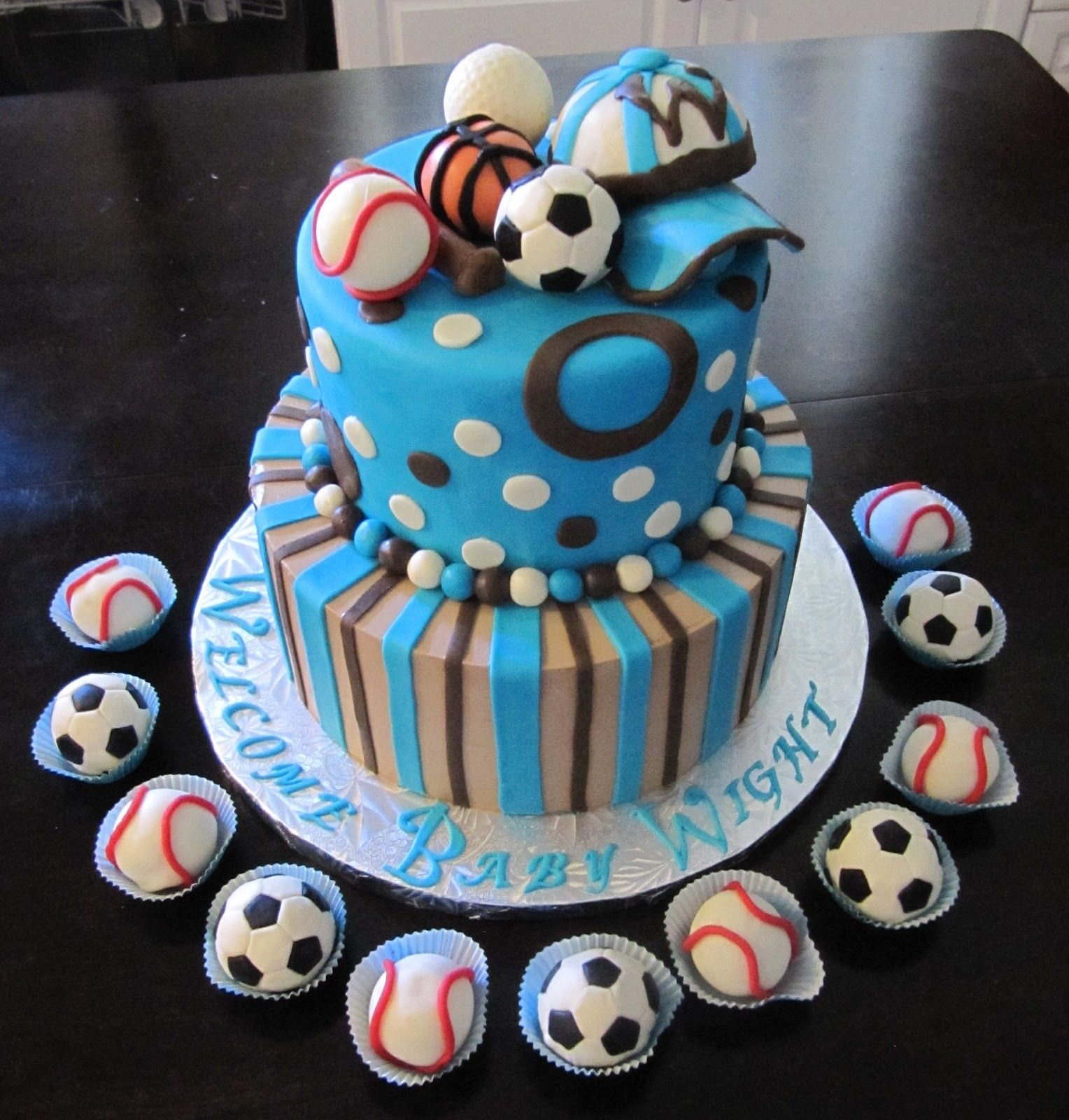 Baby Shower Ideas For Boys Decorations Sports