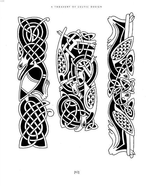 Egroj World A Treasury Of Celtic Design Courtney Davis Pdf Ingles Celtic Dragon Tattoos Norse Tattoo Celtic Art