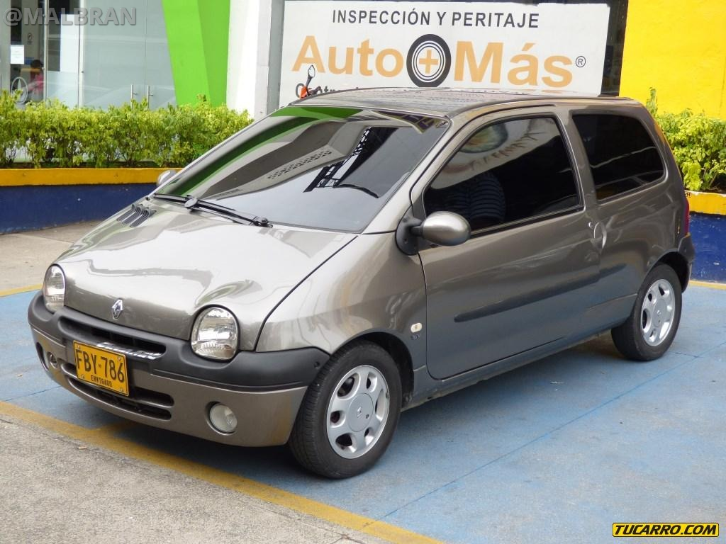 renault twingo auto car automovil tuning modificado gris silver plateado. Black Bedroom Furniture Sets. Home Design Ideas