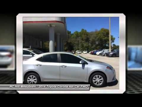 2014 Toyota Corolla DeLand Daytona Orlando EP170767