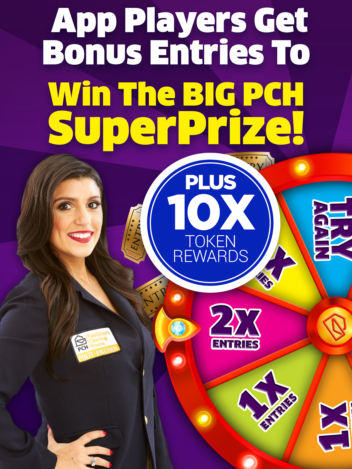 Screenshot Image Pch sweepstakes, Pch, Online sweepstakes