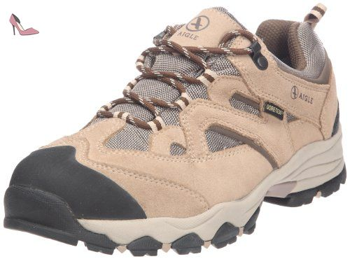 Aigle Bellegrave GTX, Chaussures basses femme: Chaussures et