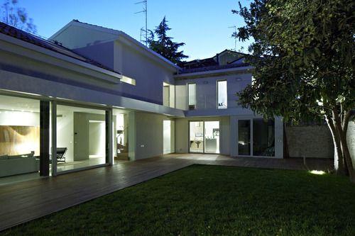 NUOVOSTUDIO Architettura e Territorio — Casa BB, Ravenna | fabian ...