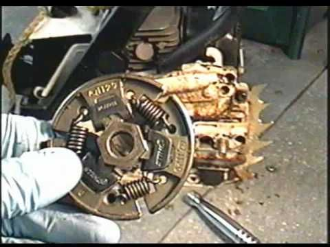 How to remove clutch sprocket on poulan 2150 chainsaw youtube how to remove clutch sprocket on poulan 2150 chainsaw youtube greentooth Gallery