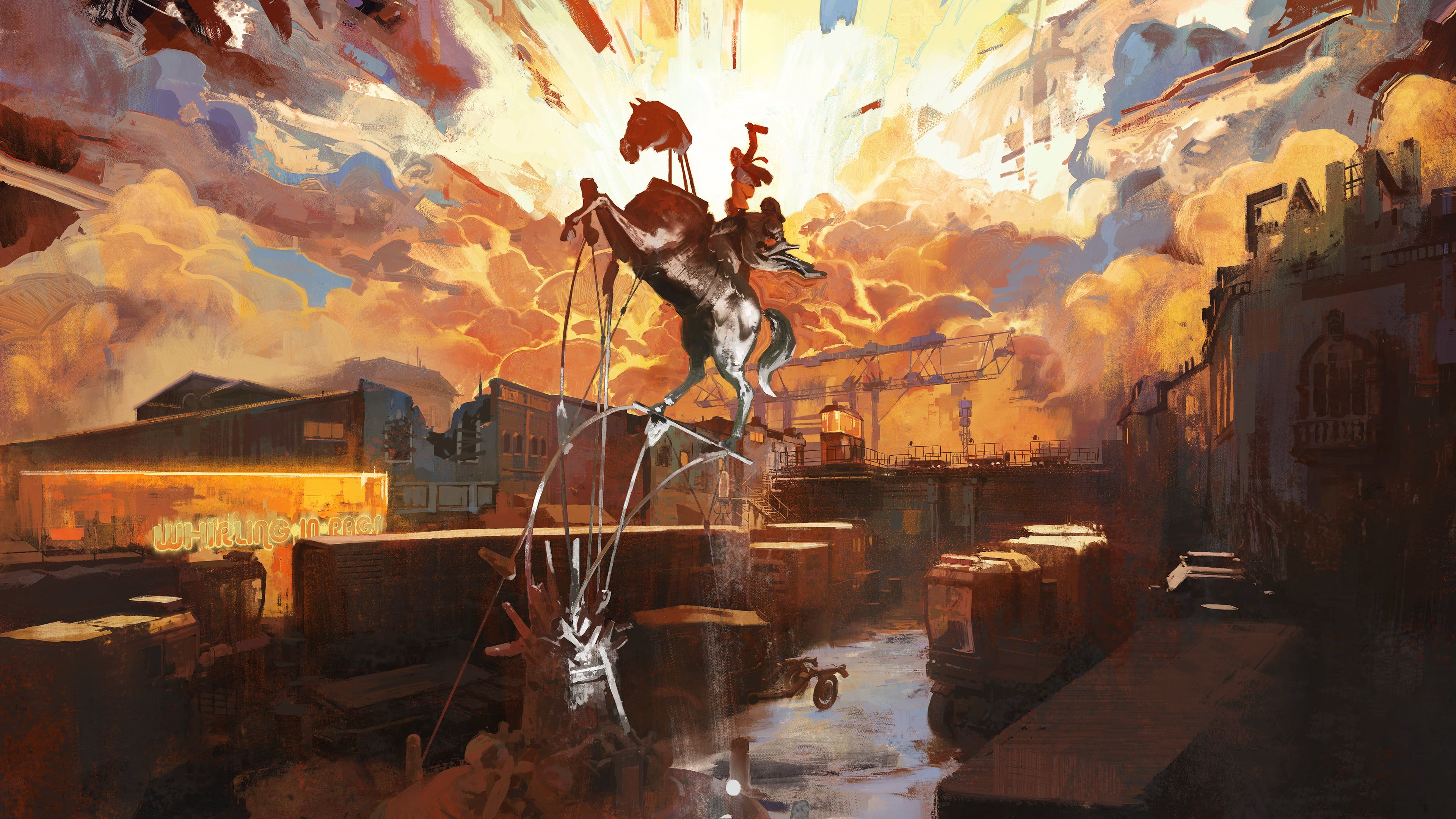Disco Elysium Artwork Aleksander Rostov Game Art 4k Concept Art Digital 4k Wallpaper Hdwallpaper Desktop Concept Art Art Elysium