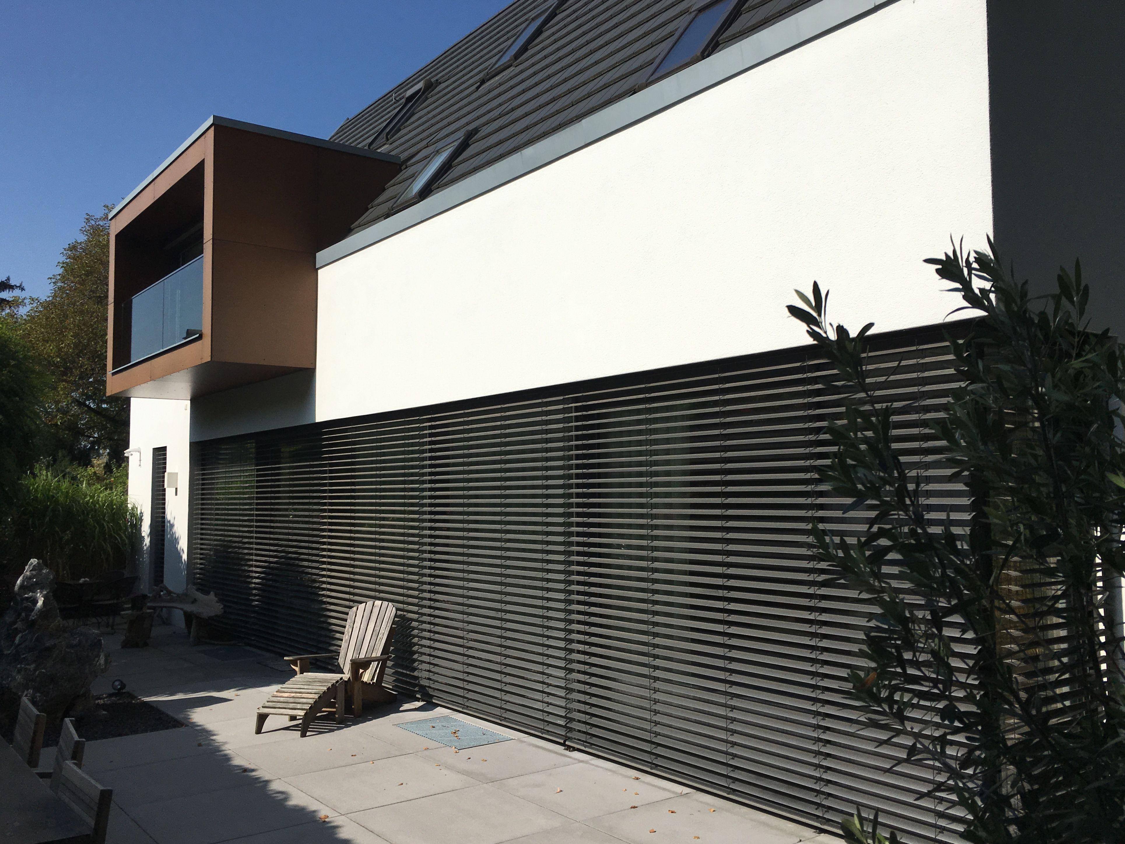 Moderne Architektur, Innenarchitektur, Bauhaus, Erding, Garten ...