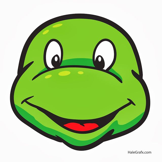 Accomplished image intended for ninja turtle printable mask