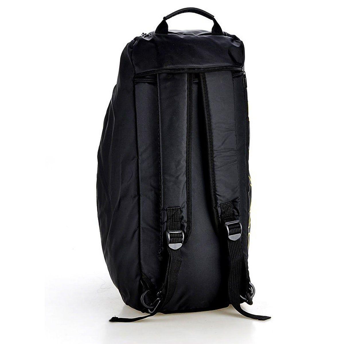 edző táska sporttáska T90 fekete fehér hátulról 2 www.edzotriko.hu ... 22910a34ff