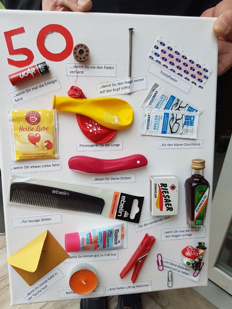 Geschenke Für Frauen Zum 50 Geburtstag