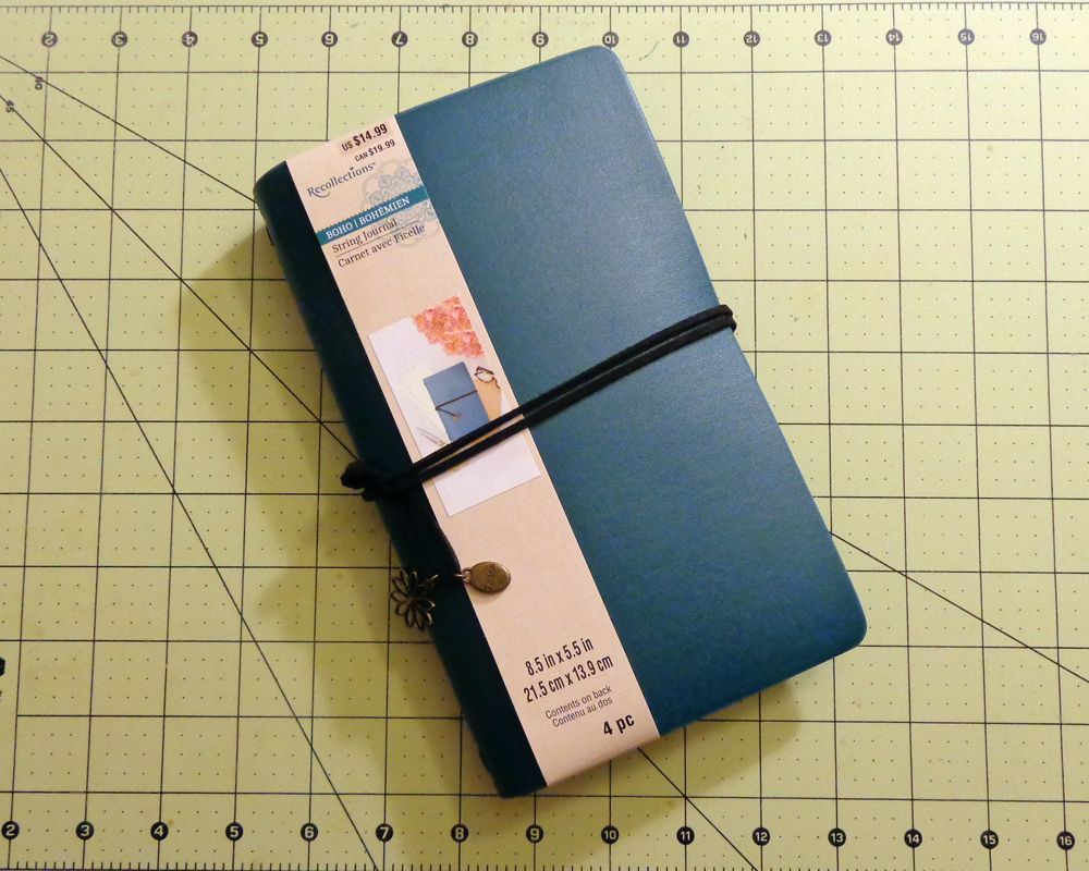 Michaels Travelers String Journal By Recollections Review Planner