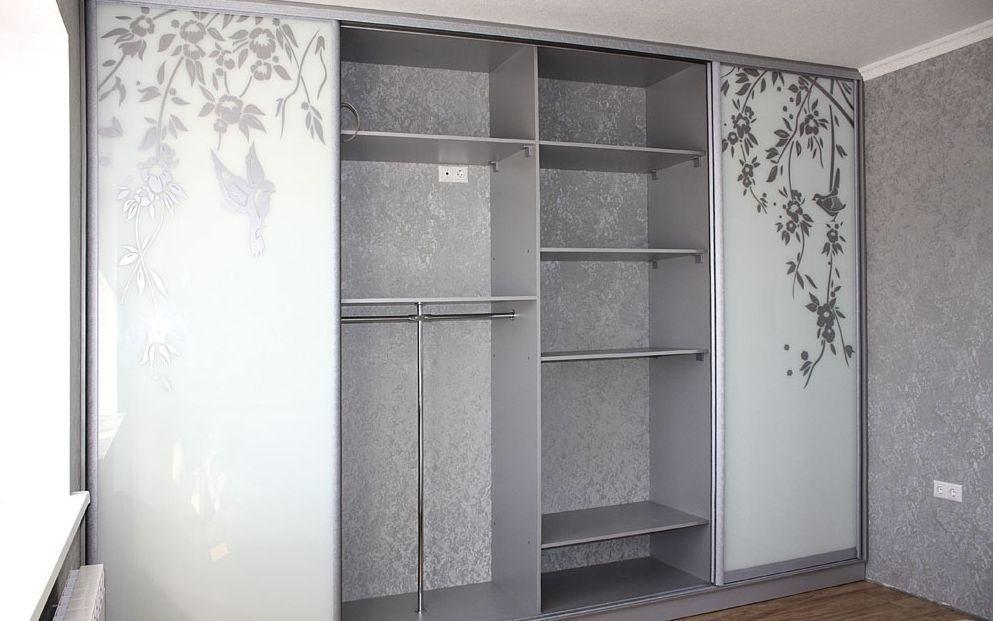 Картинки по запросу шкаф купе белое стекло (con immagini ...