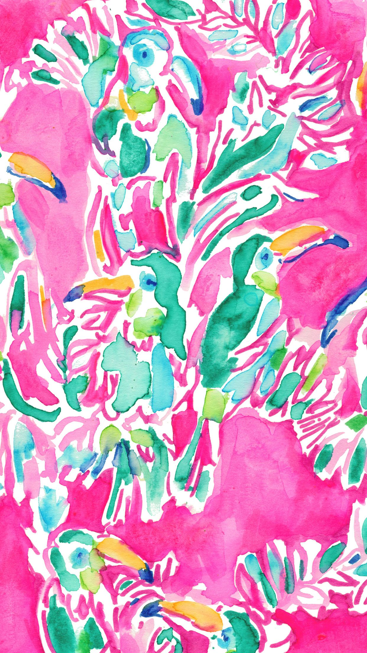 Dragonfruit Pink Toucan Can - summer 2016   Lilly pulitzer ...
