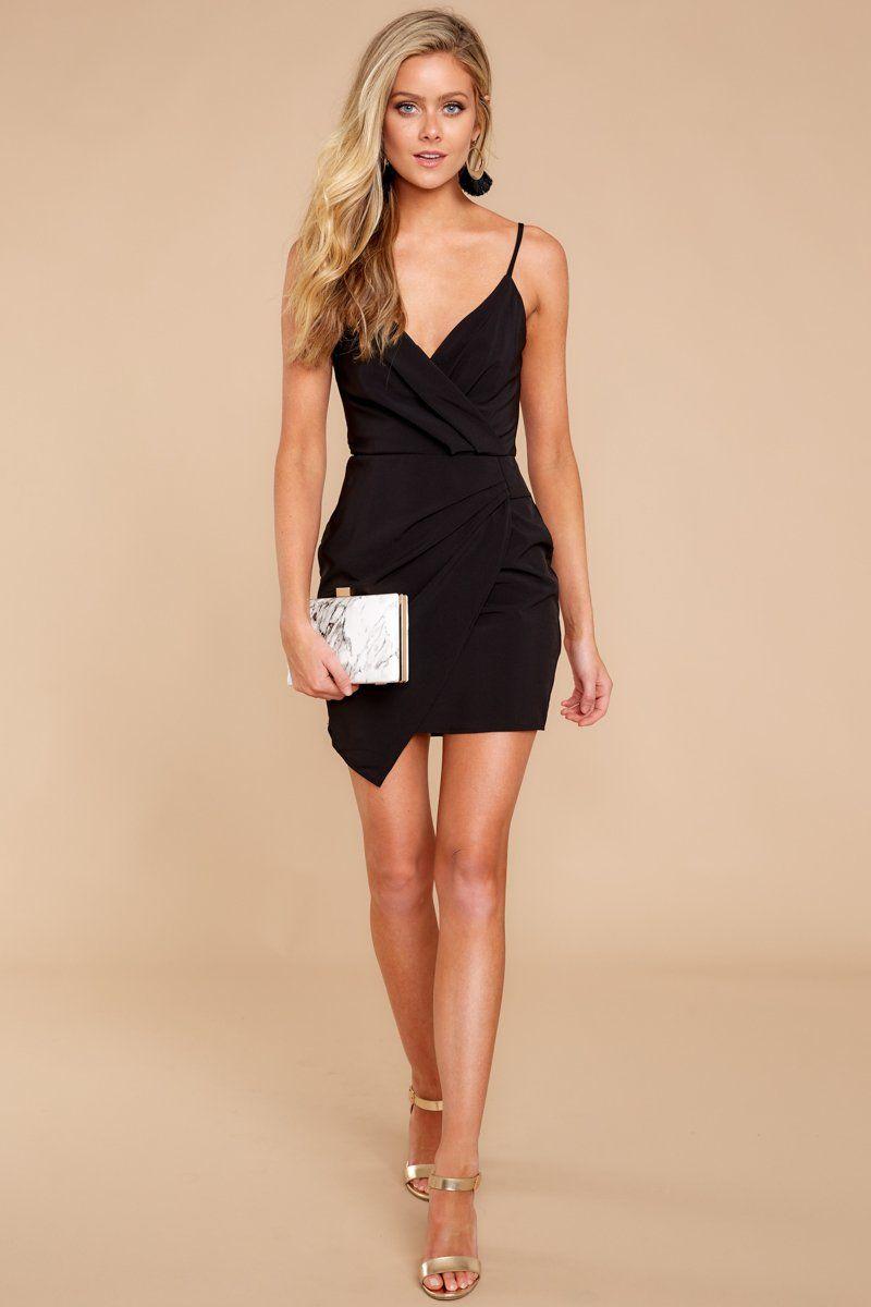 Killing It Black Dress #blackdresscasual