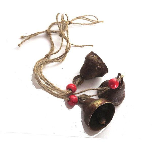 Small Decorative Bells Best Bellsvintage Bellsrusty Metalporch Decorsmall Bells Design Inspiration