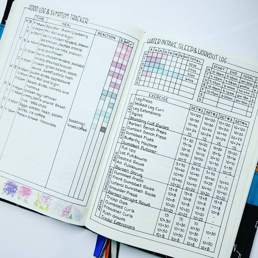 fitness tracker book