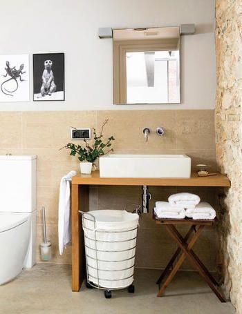 Casas de banho pequenas modernas adornos para ba o for Banos para casas modernas