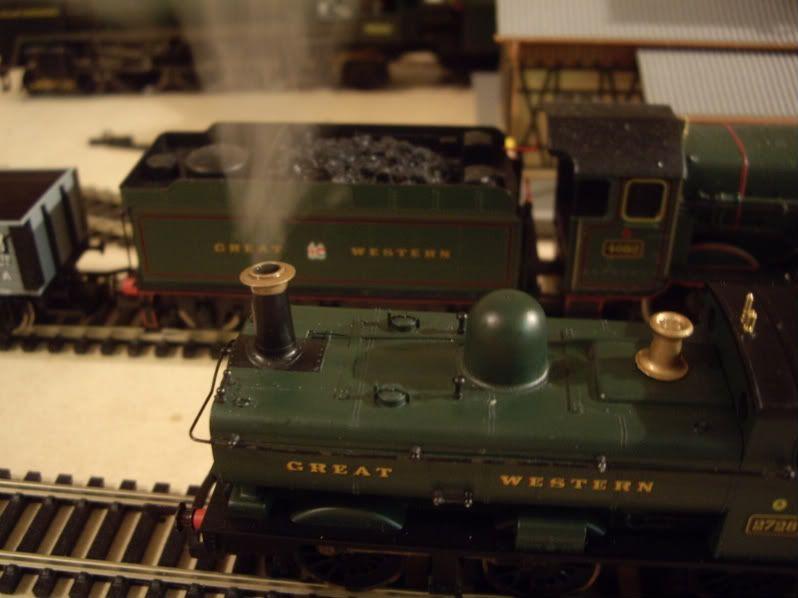 smoke generator - Model Rail Forum | trains | Model trains