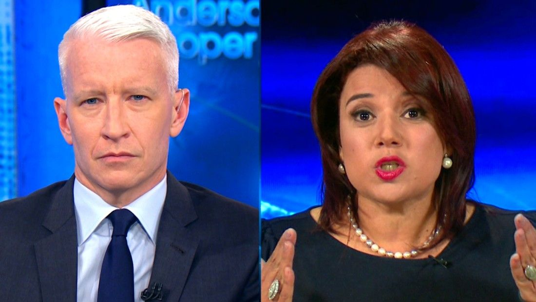 CNN political commentator Ana Navarro blasted President Trump for leaked transcripts of calls made in January to foreign leaders.