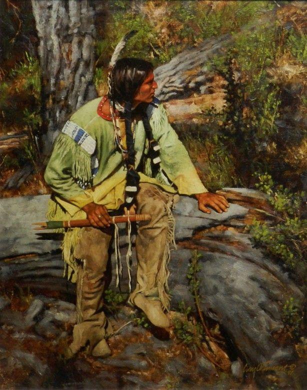 craig tennant paintings | Craig Tennant, The Scout