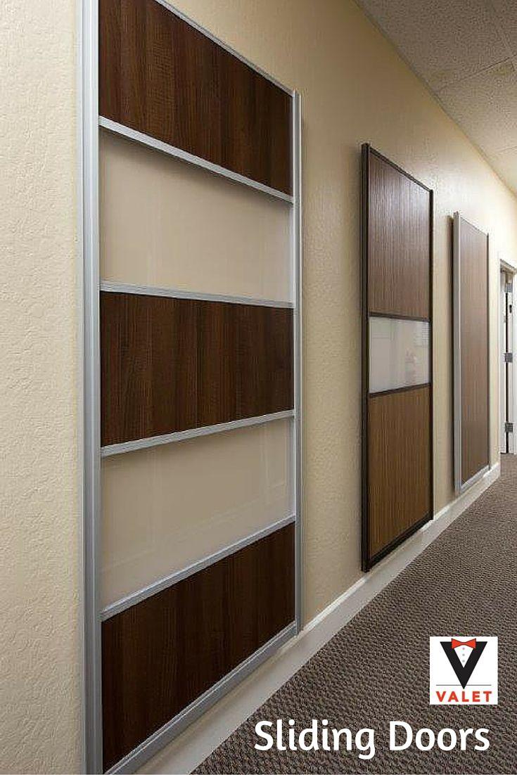 Campbell Showroom Sliding Door Display Sliding Doors