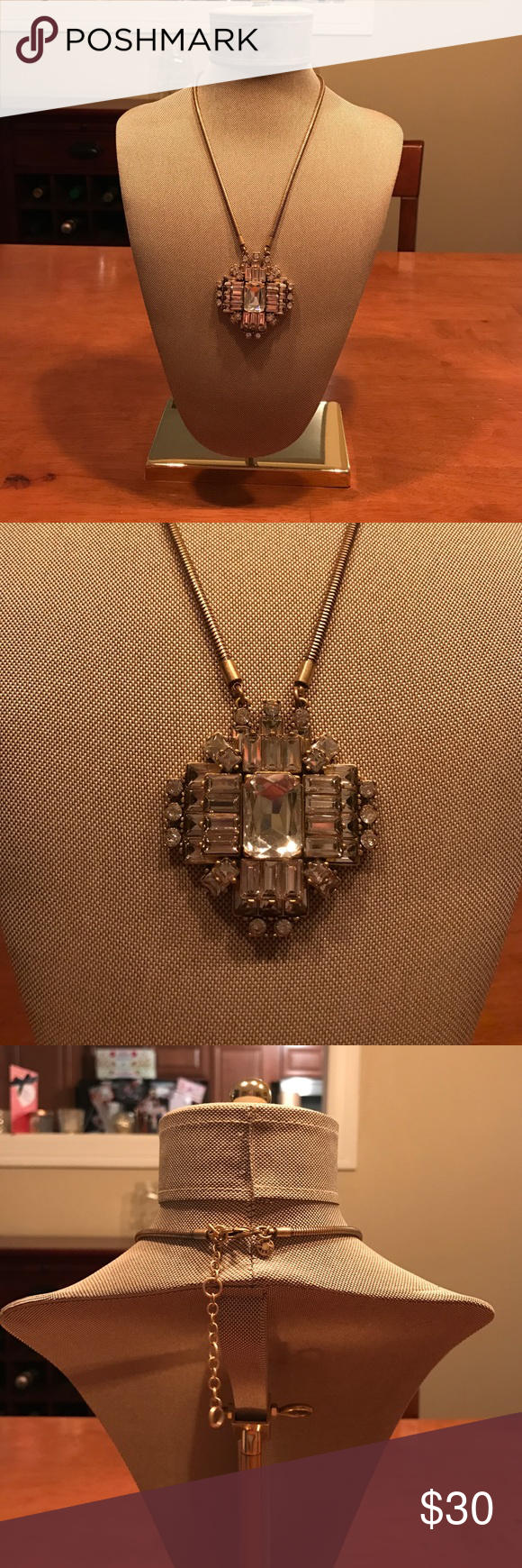 J crew pendant necklace pendants crystals and jewelry