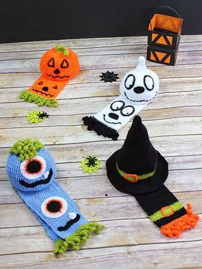 Free Crochet Patterns and Tips: Free Halloween Crochet Patterns use ...