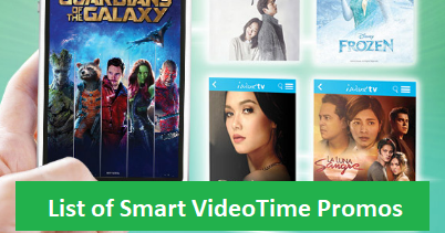 List of Smart VideoTime Promos Captain america winter