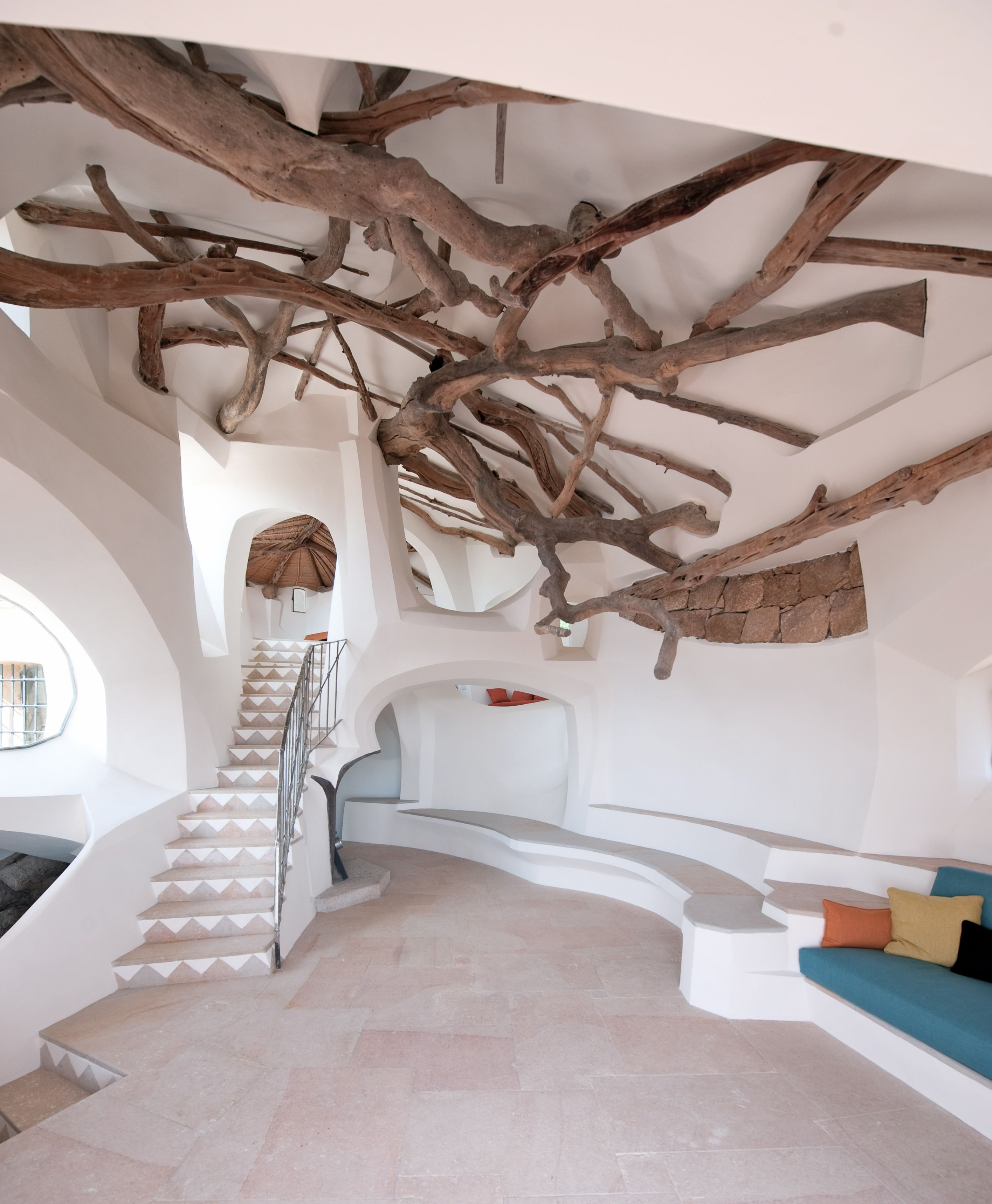 Villa due mari costa smeralda sardinia italy luxury for Four decor international srl