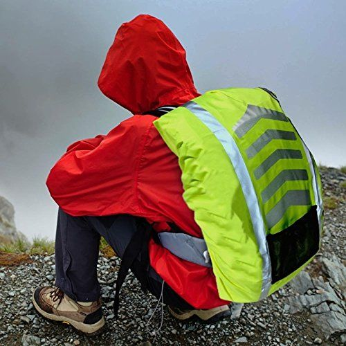 Lovit Scientific High Visibility Waterproof Reflective Backpack ...