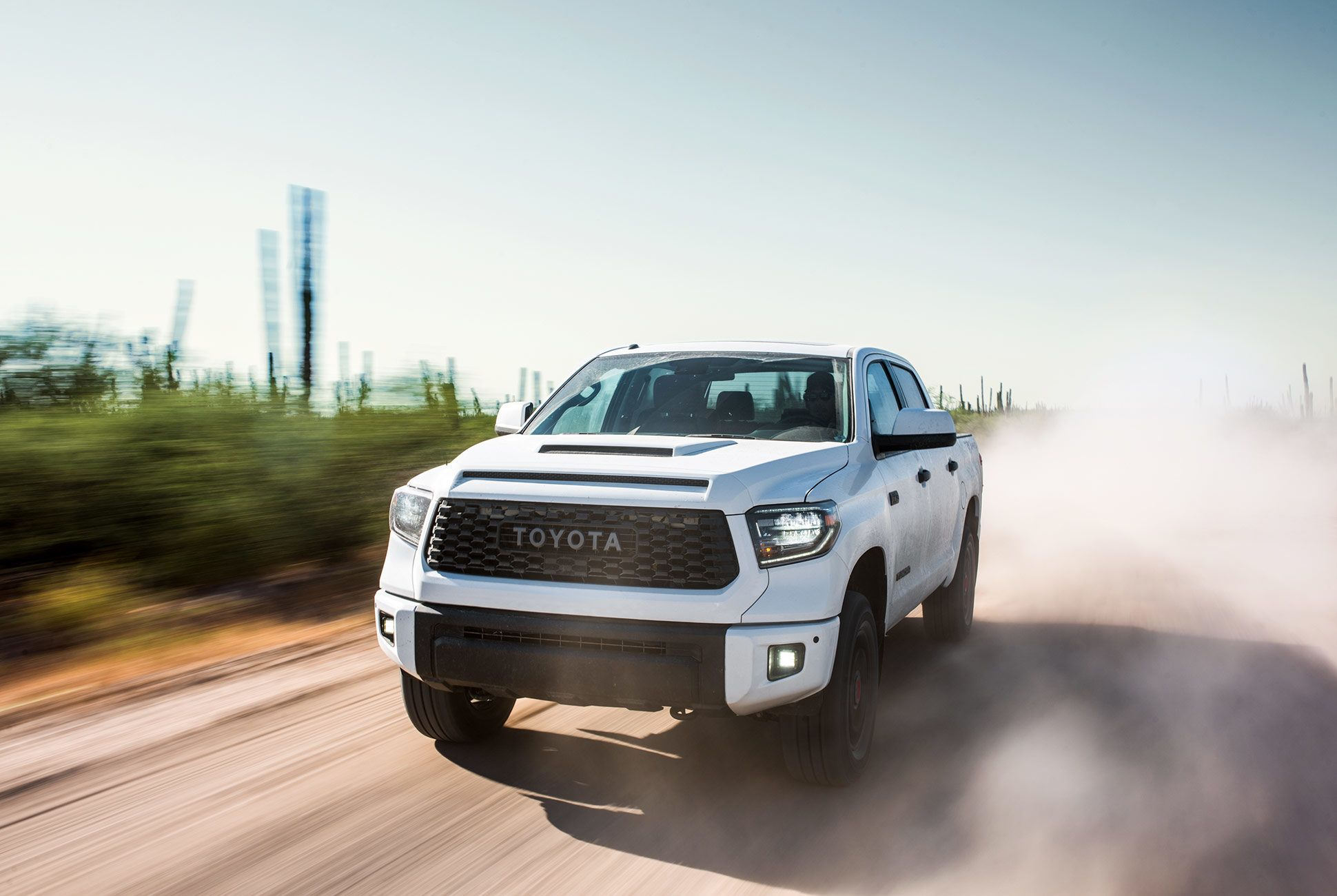 Toyota Wants to Sell You an Indomitable Overlander