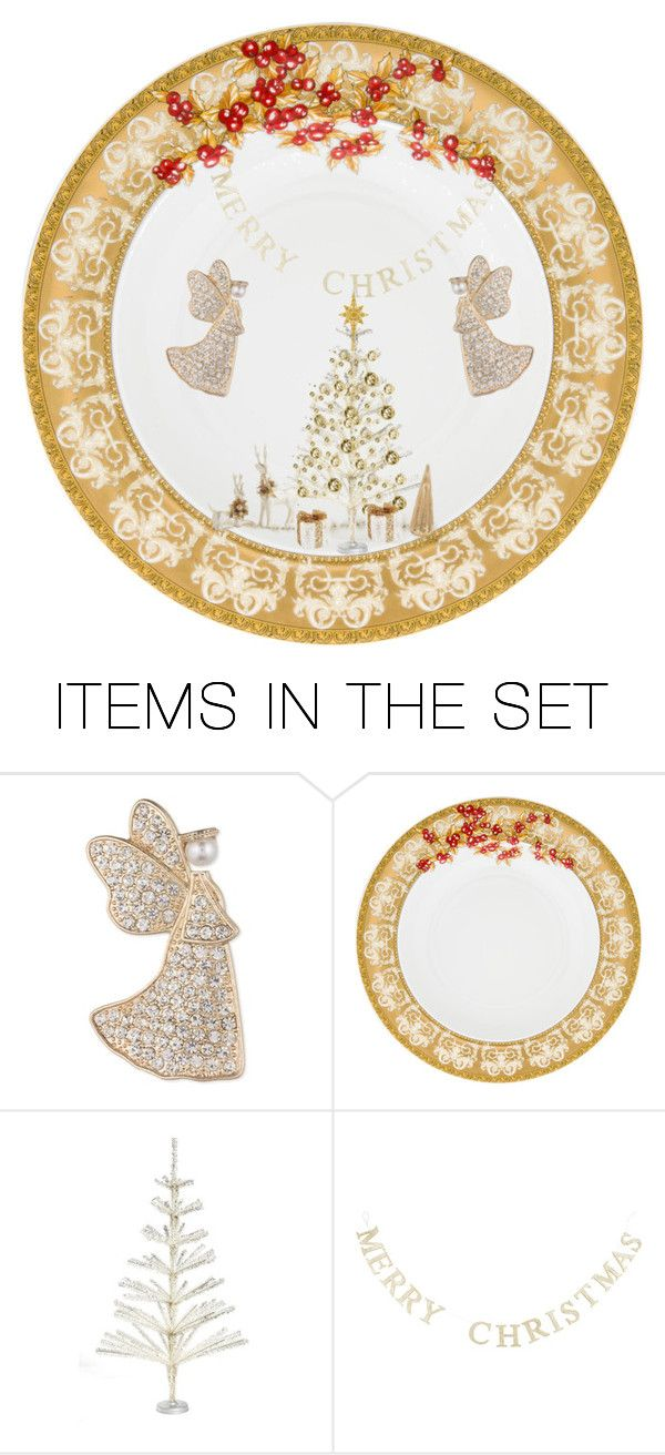 """""""Christmas Cheer"""" by krystalkm-7 ❤ liked on Polyvore featuring art"""
