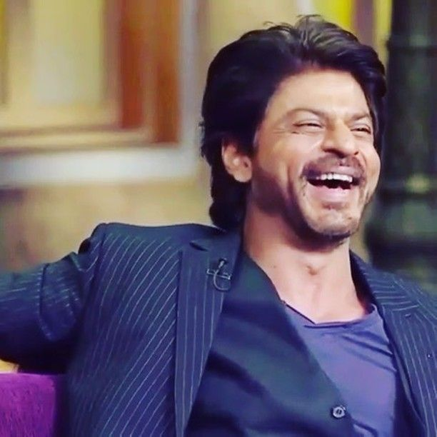 His laugh, his smile can heal all the heartbreaks in the world ❤️️ . . # shahrukh #shahrukhkhan #srk #kingkhan #kingofbollywood #… | Shahrukh khan,  Actors, Bollywood