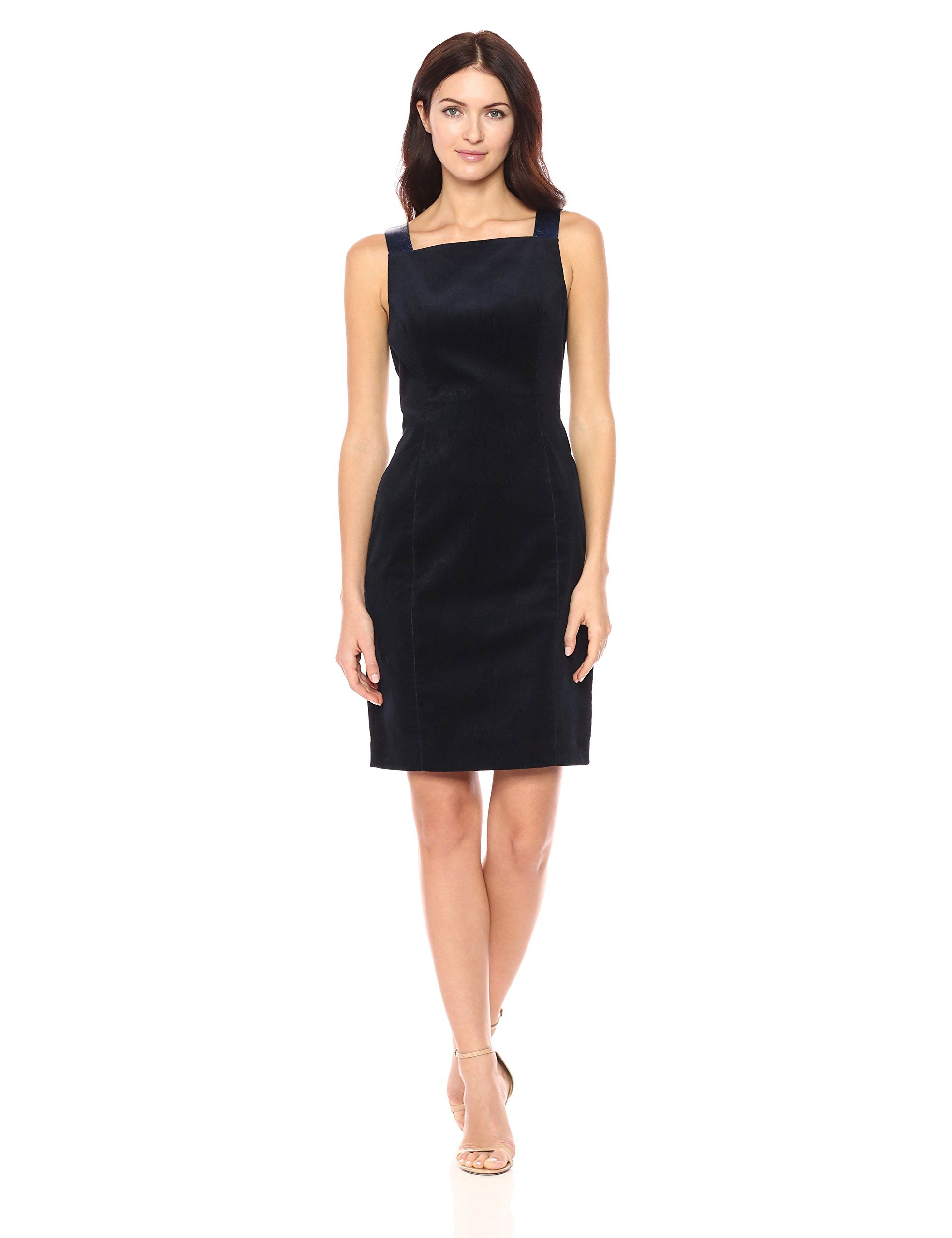 744f6da5bb48 Elie Tahari Womens Evra Dress Navy 14 -- Want to know more, click on the  image-affiliate link. #WomenDresses