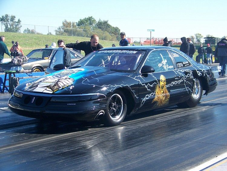 1994 Lincoln Mark Viii Powered By A Pro Line Racing 449ci Sbf With