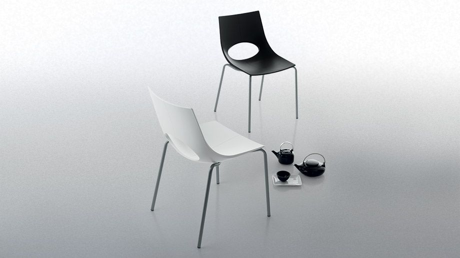 Look chairs. #Scavolini