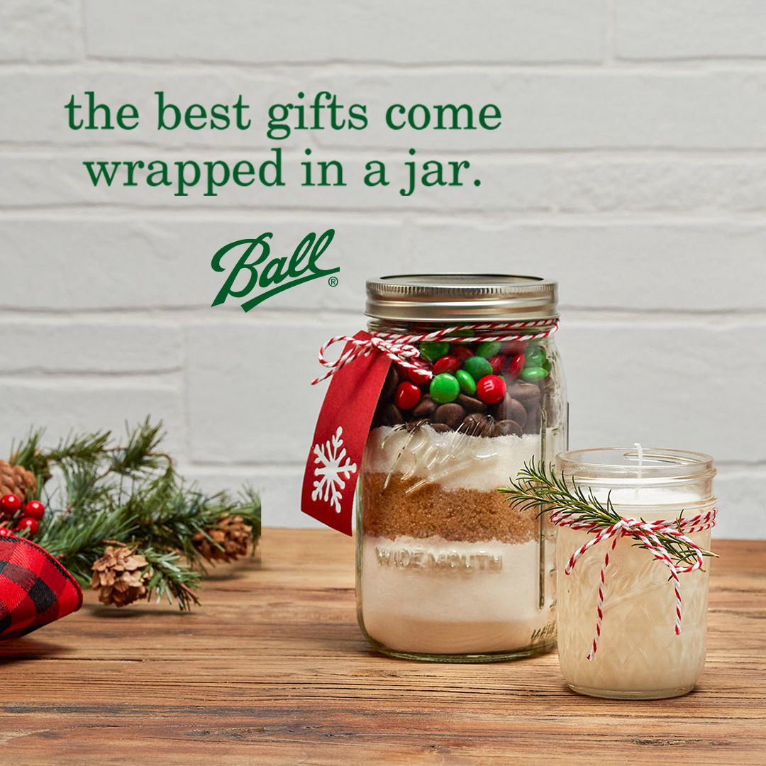 Find the perfect Ball® jar for every gift on your list