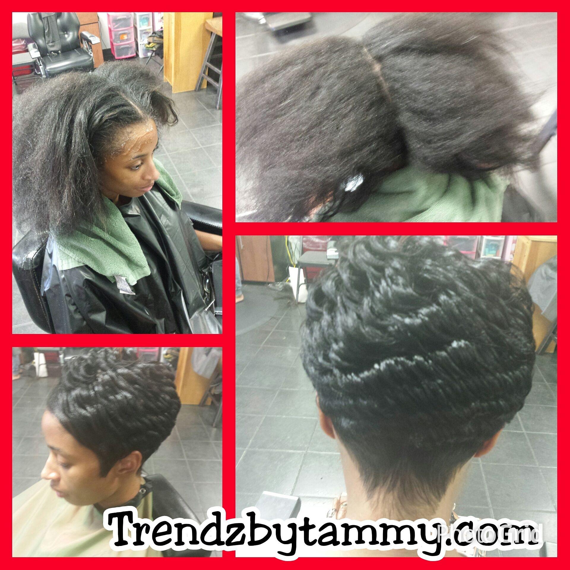 Short Haircut Makeover At Trendz By Tammy Hair Salon Houston Pearland Tx Black Hair Salons Short Hair Styles Pixie Pixie Hairstyles