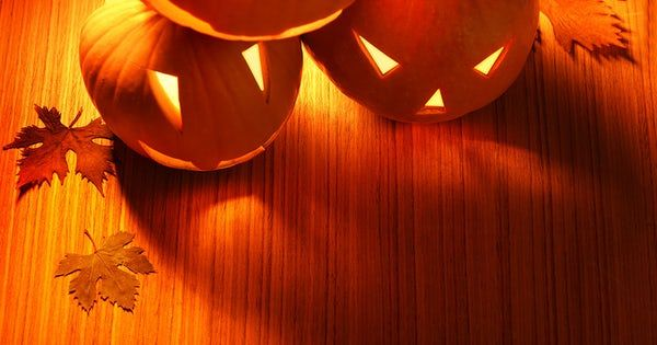 Count down every day to Halloween, with your own
