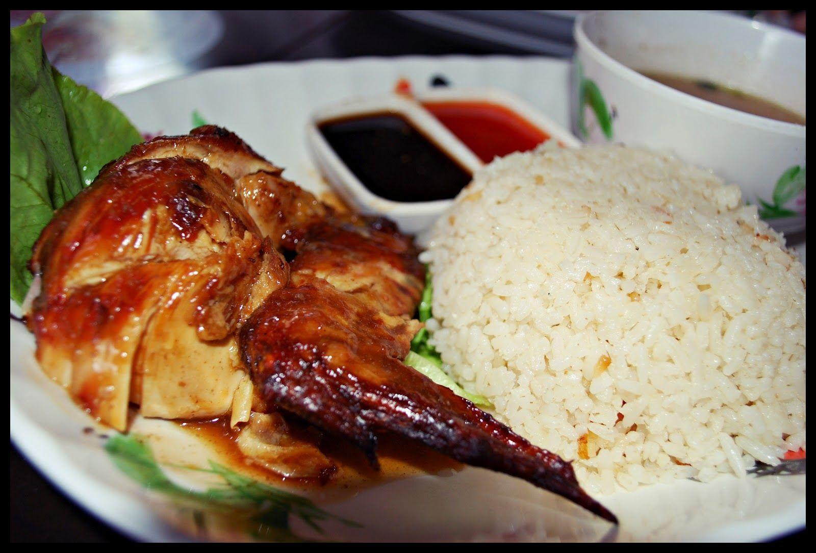 Nasi Ayam | Resep | Resep masakan malaysia, Makanan enak, Resep masakan asia