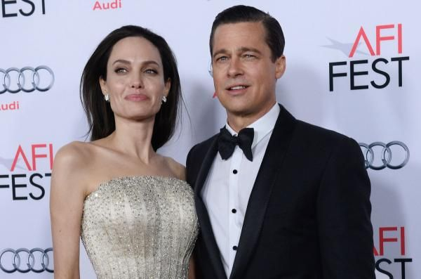 """Annie Martin LOS ANGELES, Jan. 10 (UPI) -- Brad Pitt and Angelina Jolie put on a """"united front"""" to announce they've agreed to seal all…"""