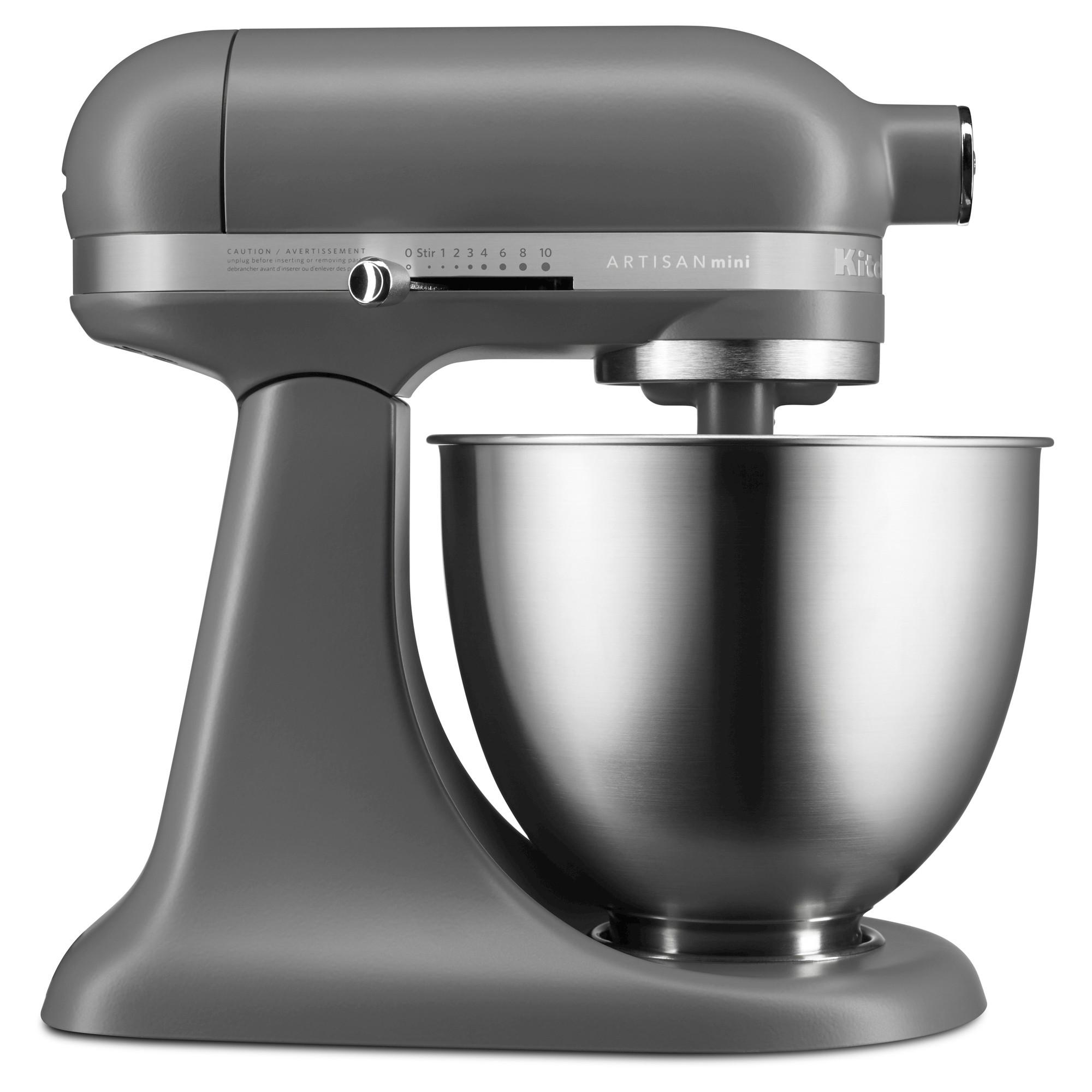 Kitchenaid artisan mini 35 quart tilthead stand mixer