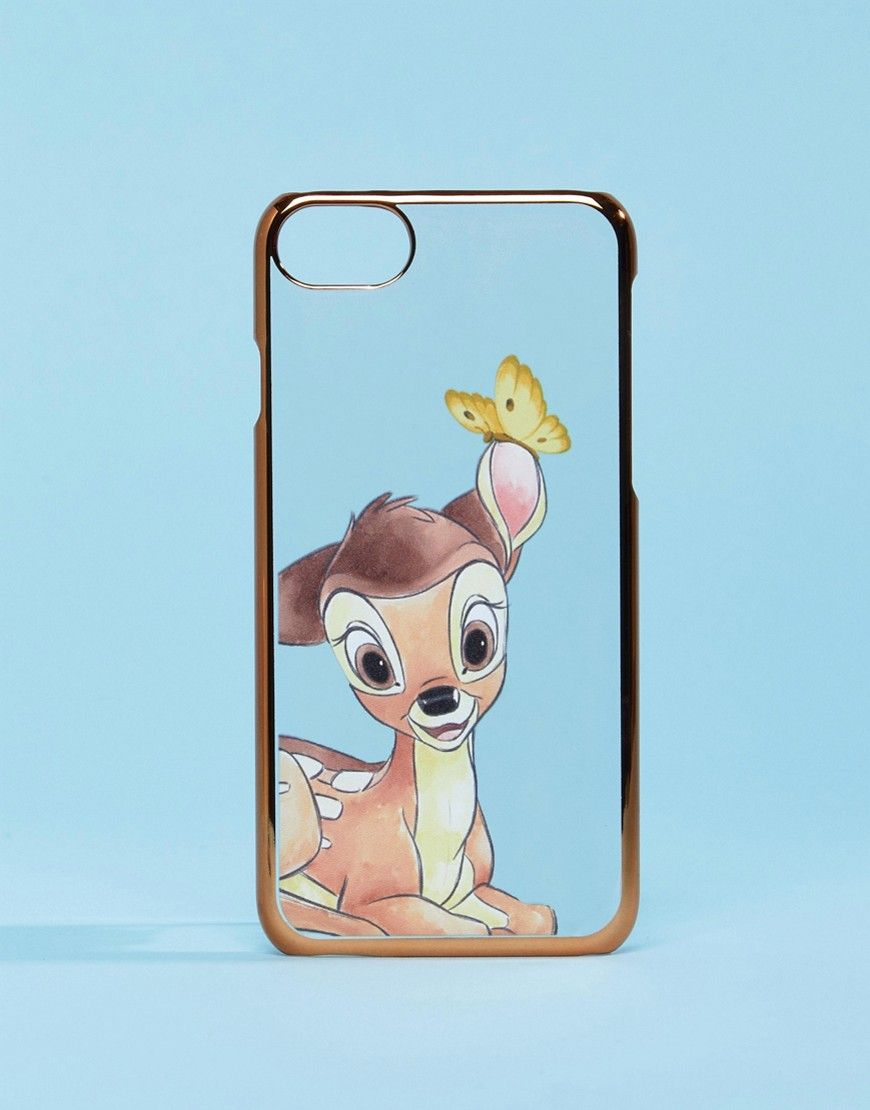 cartoon disney bambi iphone cover